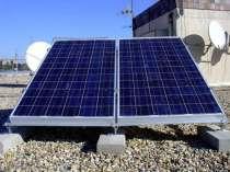 Солнечная электростанция, в Анапе