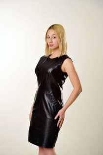 Платье кожаное классика, в Ставрополе