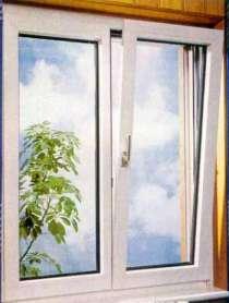 Деревянные и пластиковые окна, в Казани