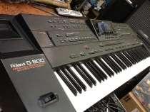 Музыкальный синтезатор ROLAND G800 С проводами и примочками, в Москве