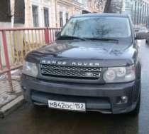 внедорожник Land Rover Range Rover Sport, в Нижнем Новгороде