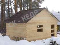 Брусовое строительство бани, дома, гаражи, в Красноярске