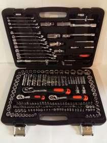 Набор инструментов SATA 218 предметов. Аналог, в Владивостоке