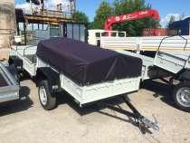 Легковой автомобильный прицеп КРД 100А 2.0х1.3м, в Москве