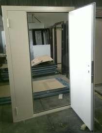 Блок дверной (дверь) стальной по ГОСТ 31173-2003, в Уфе