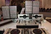 DJ проигрыватель pioner CMX5000+ DJM300-S+ кофр, в Москве