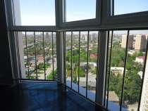 Изготовление ограждений для панорамных окон из нержавеющей с, в Краснодаре