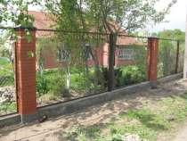 Секции заборные с сеткой или прутьями, в г.Гай
