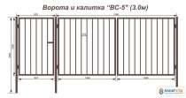 Ворота и калитки, в г.Пушкино