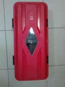 Ящики для огнетушителя (пеналы), в Миассе