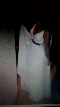 Выпускное белое платье, в г.Ялта