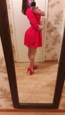 Красное платье, в г.Нарва