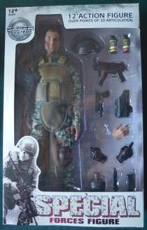 Фигура солдата, в Краснодаре