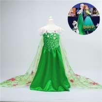 Популярные платья Эльзы 120см, 130см, в Химках