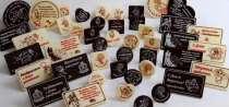 Сувенир сладкий шоколад c тематическим изображением, в г.Минск