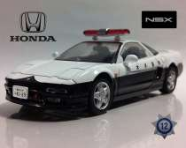 полицейские машины мира №12 HONDA NSX полиция японии, в Липецке
