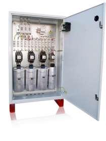 Автоматическая конденсаторная установка АКУ 0 4 до 3000 кВАр, в Калининграде