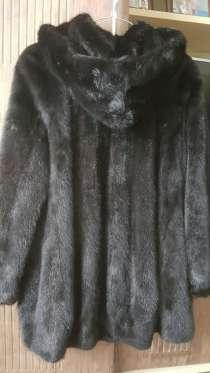 Шубка норковая 44-48 размер, в г.Самара