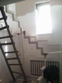 Металлическая лестница косоурная, в Калининграде