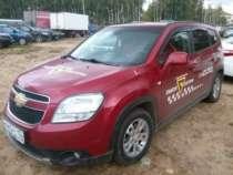автомобиль Chevrolet Orlando, в Нижнем Новгороде