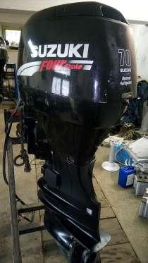 Продам лодочный мотор SUZUKI DF 70, EFI, UL (638). 4-х тат, в Владивостоке