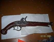 Пистолет кремневый сувенирный, в Тамбове