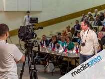 Профессиональная репортажная видеосъемка в формате Ultra HD, в Москве