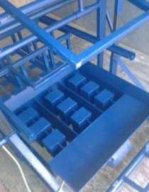 вибростанок для производства стр. блоков Ип стройблок ВСШ   2    4    6, в Липецке