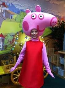 Свинка Пеппа аниматор, в Красноярске