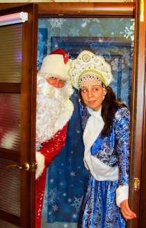 Дедушка Мороз и Снегурочка в Перми, в Перми