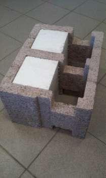 Строительные блоки 500x250x375 Durisol Серия DSs 37,5/14, в Коломне
