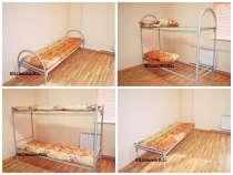 Продаём металлические кровати эконом-класса, в г.Гожа