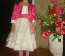 Выпускное платье с болеро в детский сад, в Кемерове