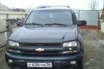 Chevrolet trailblazer, в Воронеже