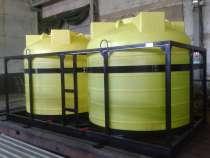 Емкости пластиковые для перевозки воды и других растворов, в г.Самара