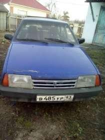 подержанный автомобиль ВАЗ 2109, в г.Крымск