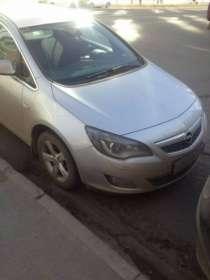 автомобиль Opel Astra, в Казани