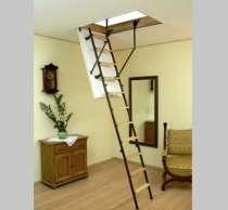Чердачная лестница OMAN Mini Stallu, в Белгороде