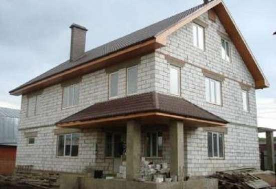 Продажа дома от подрядчика
