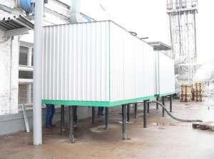 Емкость утепленная, с подогревом,(10 м3)для патоки,воды и ДТ
