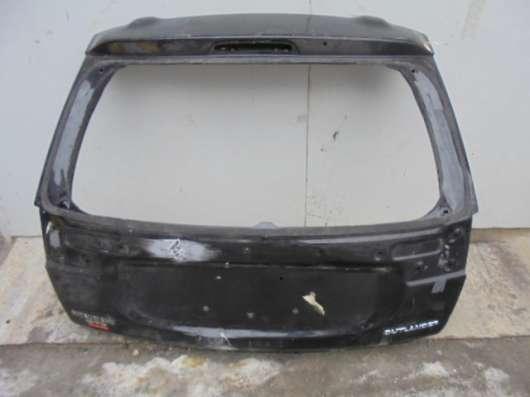 Оутландер 3 Крышка багажника