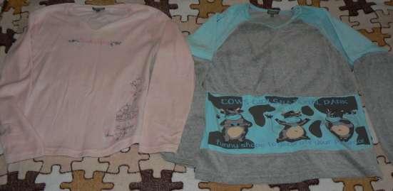 Кофточки велюровые от пижам новые не надёванные р.40-42 (12