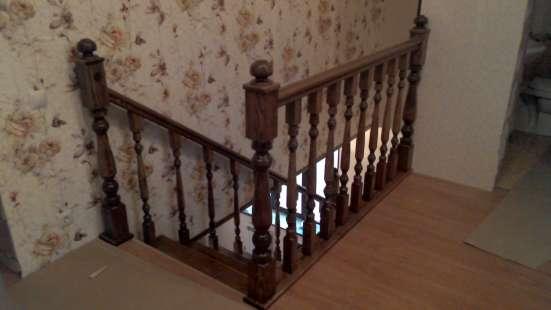 Гарантия 50 лет на деревянную лестницу!