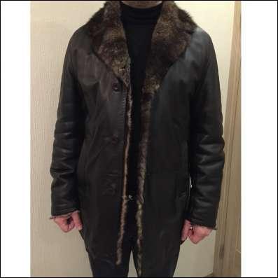 Мужская зимняя куртка Thomas Berger