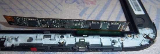Тачскрин Lenovo IdeaPad K1 54.20014.104 с рамкой