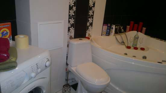Сдам посуточно квартиру с дизайнерским ремонтом