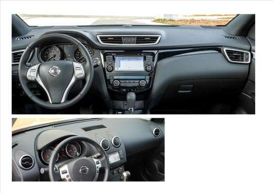 Торпедо airbag панель Ниссан