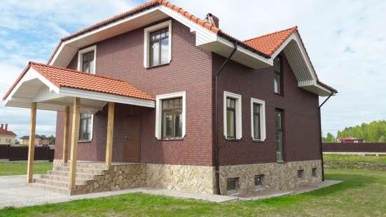 Коттедж 400 м.кв. на участке 42 сотки в деревне Дранишники.