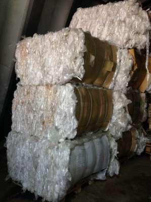 Продажа отходов стрейч пленки в Москве Фото 1