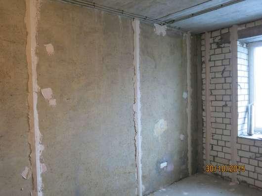 Стяжка пола, штукатурка стен машинным способом в Пензе Фото 3
